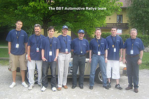 BBT Automotive Rally Team
